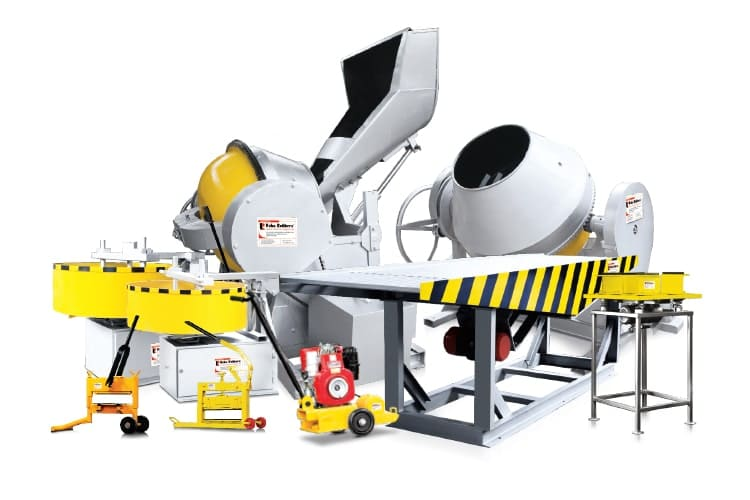 Machinery-For-Paver-Production